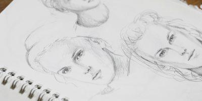 Realistisch Zeichnen Lernen Offene Kreativ Werkstatt